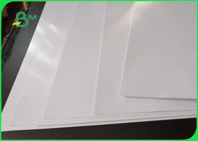 Ink dye 115gsm 160gsm Gloosy Inkjet Printing Bright white Coated Paper 36inch 24inch 30m