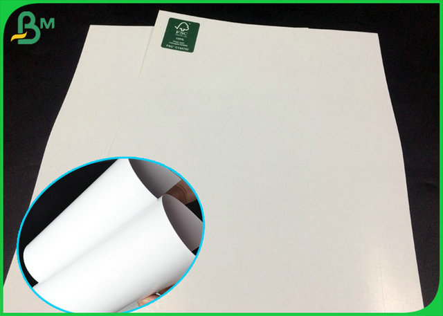 FSC Certified Couche Paper C2s Glossy Coated Art Board 135g TO 350g