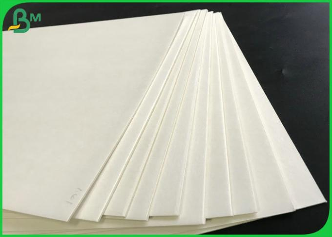 Powerful Absorption 0.4mm - 2.0mm Thickness White Coaster Board In Sheet