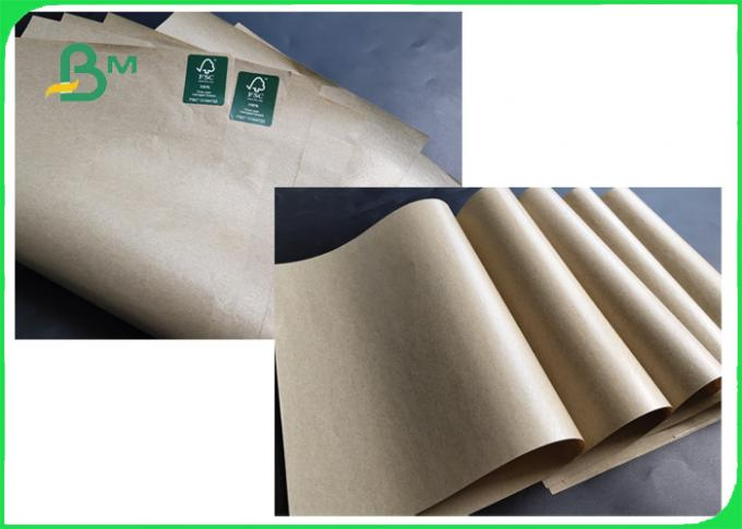 60g + 10g PE Coated Paper / Waterproof Packaging Paper FDA & FSC Approved