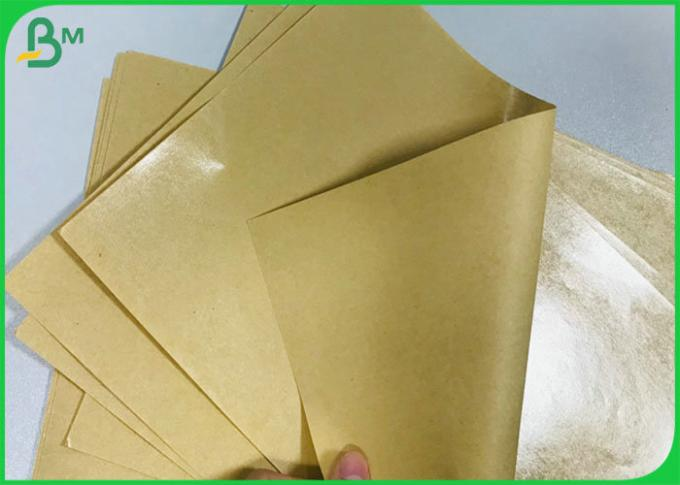 Strong Moisture Proof Food Pack Poly Plastic Coated Paper with different thickness