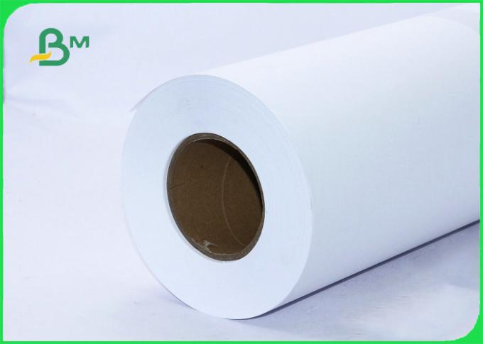 20lb Engineering Bond Paper For HP Design 12'' 18'' 20'' 24'' X 150ft 2inch Core