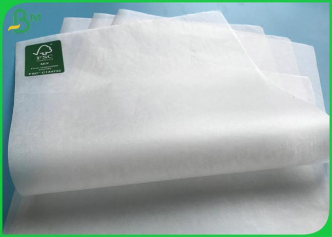 Cake Wrapping Paper 33G to 38G Greaseproof white Craft for Meat Packaging Paper
