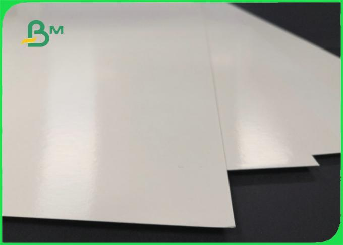C1S PE Coated FDA PaperBoard For Takeaway Food Boxes 250gsm 300gsm 350gsm